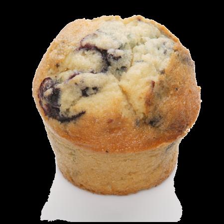 Muffin Blaubeere